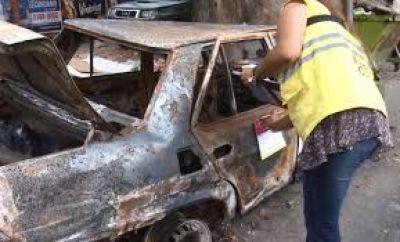 El gobierno porteño gasta $6 millones para notificar los autos abandonados en CABA