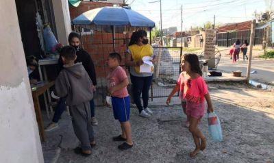 Curas villeros piden reabrir clubes y escuelas de barrios populares