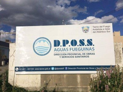 La DPOSS recibió 107 millones de pesos