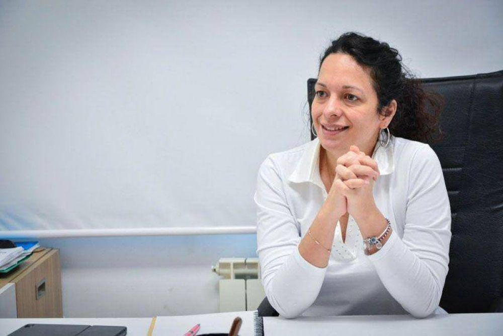 Avila celebró que se garantice la paridad de género en el PJ provincial