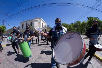 UPCN volvió a las calles para reclamar «salarios justos»