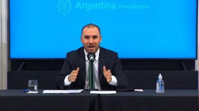 Martín Guzmán, a los empresarios: