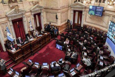 Senado dio media sanción a una serie de proyectos de consenso que reforman la ley de Contrato de Trabajo