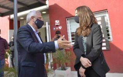 Zamora, junto a Arrondo, ponderó gestión asociada de Municipio, Provincia y Nación para fortalecer políticas deportivas de Tigre
