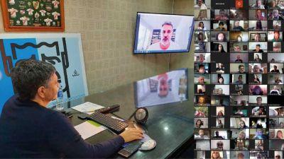 Jorge Macri y Alfonso Prat Gay charlaron online sobre la actualidad argentina
