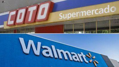 Coto realizó en EEUU una oferta millonaria para comprar la operación de Walmart en la Argentina