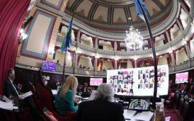 Legislatura bonaerense: Media sanción del Senado a la creación de una