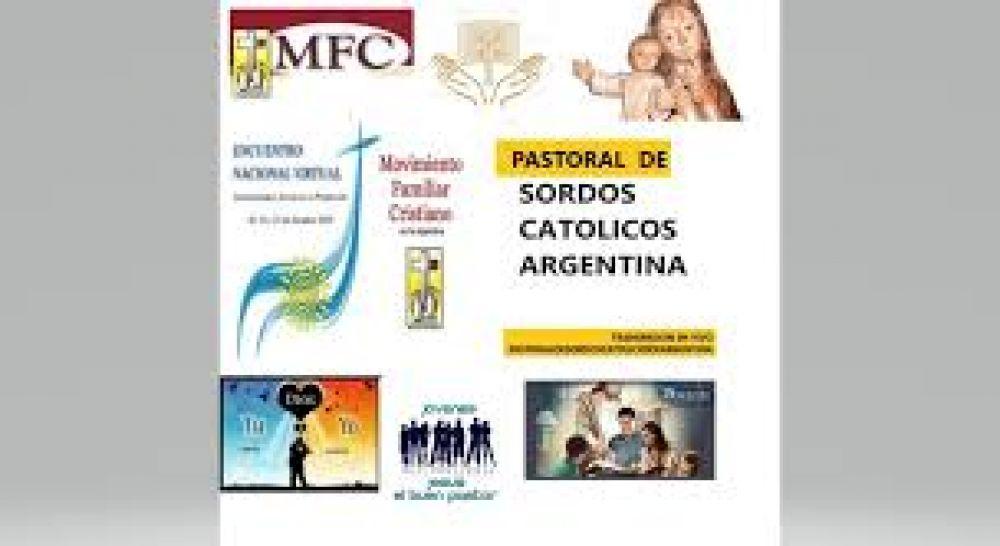 3° Encuentro Nacional de Sordos Católicos de Argentina
