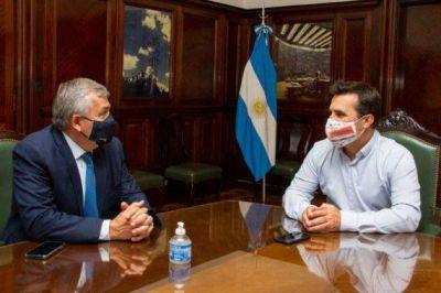 Gerardo Morales se reunió con el secretario de Energía de la Nación por la ampliación de 200 MW para Cauchari