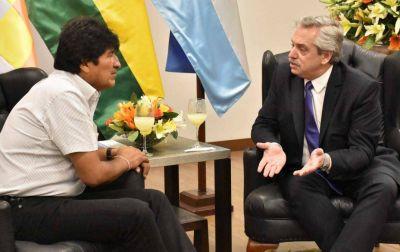 El presidente estará el lunes en la quiaca junto a Evo Morales