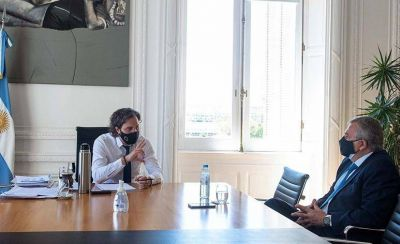 Coronavirus: el gobernador Morales respaldó la compra de vacunas