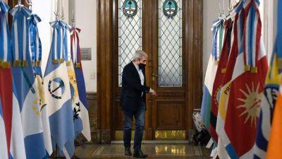 Aníbal se reunió con Massa y vuelve a sonar para el gabinete