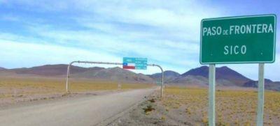 Pavimentarán un tercer tramo de la ruta nacional 51 que une Salta con Chile por el Paso de Sico