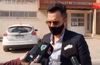 El fiscal Ramos Ossorio da un paso al costado del caso Nüesch-Peñalva
