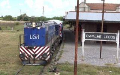 Trenes de carga: Ramal Empalme Lobos - Bolívar pasará a ser explotado por el Estado