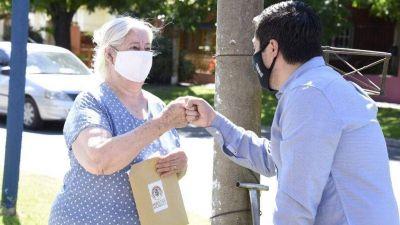"""El intendente Nardini sigue """"apostando a que las familias vivan en una comunidad sostenible"""""""