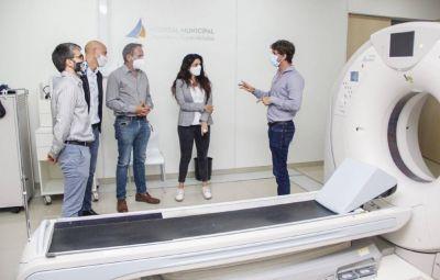 El Hospital municipal de San Fernando ampliará prestaciones de PAMI