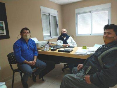 Coordinan el cierre definitivo del basural municipal de Carmen de Patagones