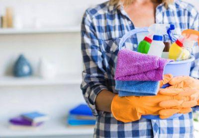 Paritarias: Gremio de empleadas domésticas solicita al Presidente ser convocado