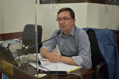 El diputado Livio Gutiérrez repudió lo sucedido en el Paraje Techat con la Guardia Comunitaria Ambientalista. son una mala señal
