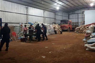 Contrabando de soja a Brasil: por qué en Misiones