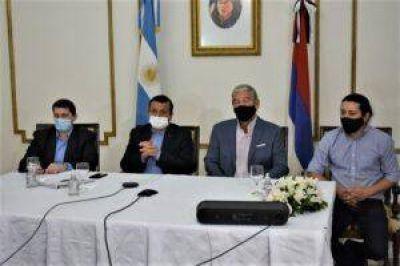 Herrera Ahuad anunció la construcción de 53 NENIs
