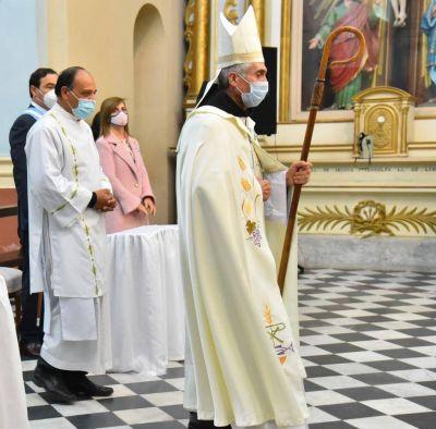 Aislaron por prevención al Obispo Auxiliar de Corrientes
