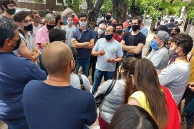 Incertidumbre y movilización por el posible cierre del Parque de la Costa