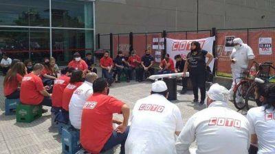 Con nuevas protestas en la región, el Sindicato de Comercio pide un bono de $30 mil