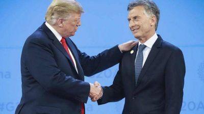 Ontología de Macri y Trump