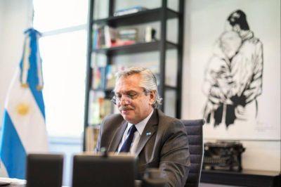Vacuna, reactivación económica y unidad, ejes de una nueva etapa para AF