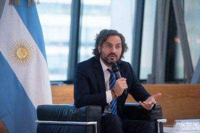 Santiago Cafiero, sobre la llegada de misión del FMI: