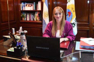Anabel Fernández Sagasti recibe apoyo para presidir el PJ