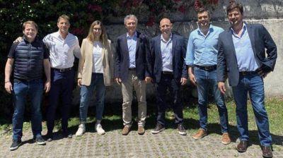 Macri se muestra más activo en política y se reúne con dirigentes bonaerenses