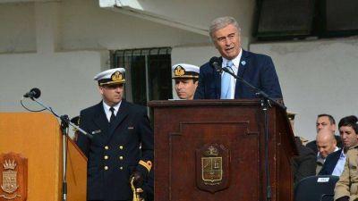 """Oscar Aguad: """"Una de las hipótesis que manejamos indicaba que el ARA San Juan estaba donde finalmente fue hallado"""""""