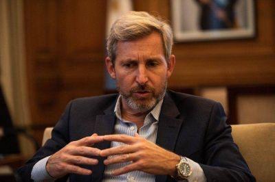 """Rogelio Frigerio: """"No alcanza con ser ex presidente, la gente tiene que decidir si Macri va a liderar la oposición"""