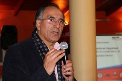 Walter Ceballos adelantó que tiene la intención de ser candidato a gobernador en 2023