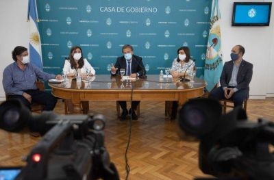 Una por una todas las habilitaciones que anunció Suarez en Mendoza