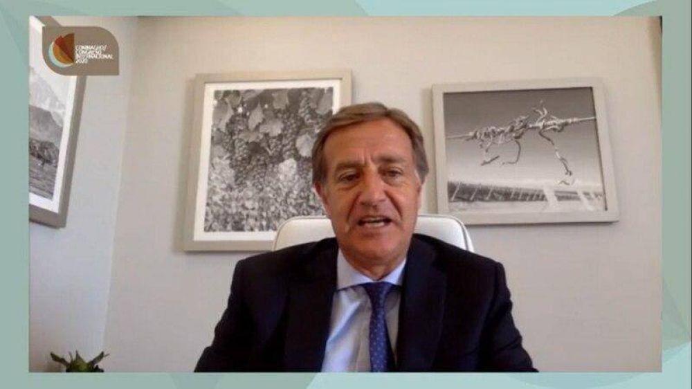 Congreso Coninagro: Suárez participó y opinó de la producción, sustentabilidad y toma de tierras