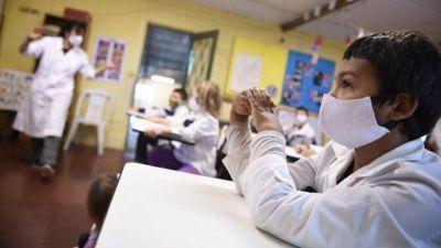 Vuelven las clases presenciales: el Gobierno priorizará a escuelas técnicas