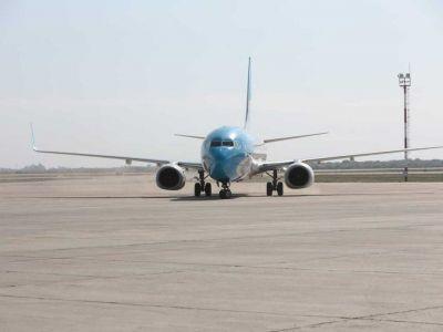 Aerolíneas Argentinas suma un nuevo vuelo a Mendoza