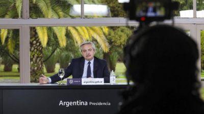 Alberto quiere que el Congreso apruebe el acuerdo con el FMI y resiste la presión para devaluar