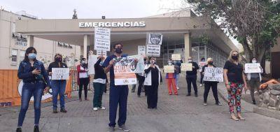 Trabajadores de la salud pararán este martes por mejores condiciones laborales