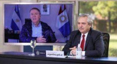 AF quiere cerrar con Schiaretti: ¿Un lugar en el gabinete nacional?