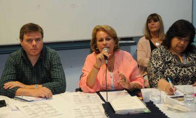"""Petrocini: """"La vuelta a clases presenciales debe darse bajo el criterio sanitario autorizado"""""""