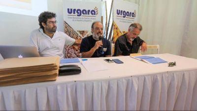 URGARA anunció que retomará el plan de lucha tras el fracaso de las negociaciones salariales