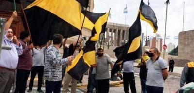 Peones de taxis se concentran este martes contra la precarización y en defensa de los derechos