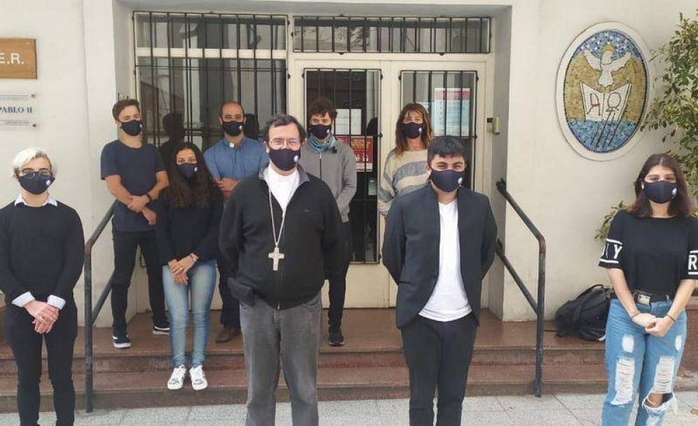 Quedó conformada la Federación de Estudiantes Católicos de la diócesisno