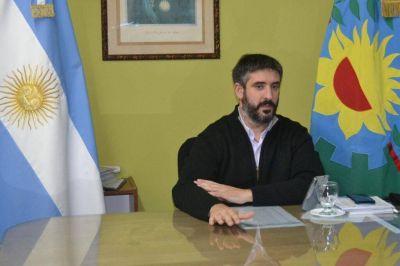 Entrevista GLP: el intendente Ianantuony trabaja en