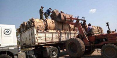 La Intendente Dupouy halagó el impacto positivo del programa de reciclado en el centro de disposición final